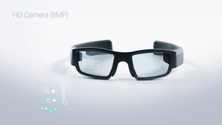 Vuzix发布真正能用的智能眼镜;一加6装配骁龙845预计6月亮相|资讯100秒