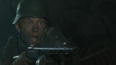 《斯大林格勒战役》德军新兵过度紧张,误自己队友