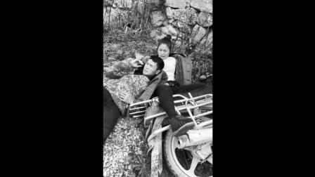 农村女汉子骑摩托车, 上演悲剧一幕