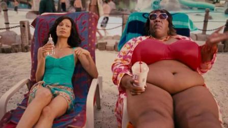 400斤老婆不仅出轨还家暴, 速看爆笑喜剧《我的老婆是巨无霸》