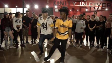 Matt Steffanina 编舞《Bartier Cardi》Millennium Dance Complex【Urbandance.Cn】