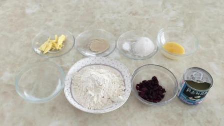 烘焙入门必买清单 面包烘焙 烘焙培训班及学费