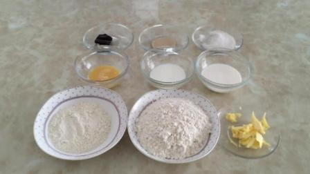 高压锅蛋糕的做法大全 做蛋糕的教程 烘焙培训班