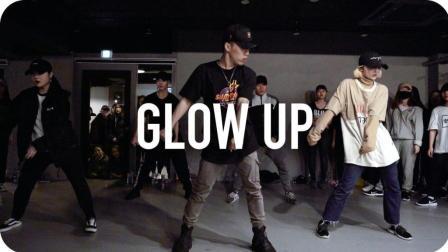 【2.3-2.7在深圳】Koosung Jung编舞Glow Up