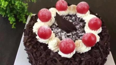 蛋糕做法 电饭煲做蛋糕的做法 学烘焙技术需要多长时间