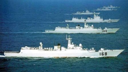 十万解放军集结南海, 半小时跨越海峡! 美军: 这是咋做到的?