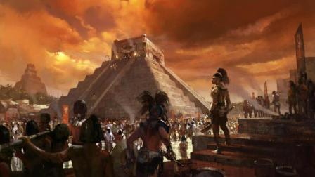 早在3000年前, 玛雅预言神秘的历法, 已经记录天文知识!
