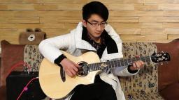 一听就会爱上的指弹曲《风之诗》, 通俗易懂的吉他教学
