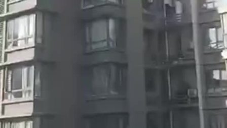 孕妇16楼跳楼轻生被救下