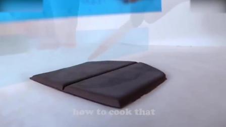 西点烘焙教程看看就好之花式小城堡蛋糕! _超清tt0西点培训