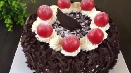 初学烘焙最先学做什么 水果蛋糕的做法 学烘焙需要多少钱
