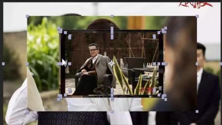 AE片头制作人民的名义剧照片头三维视图动画第一课
