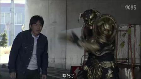 假面骑士电王: 很逗逼的一个异魔神宿主, 全程亮点, 笑点担当!