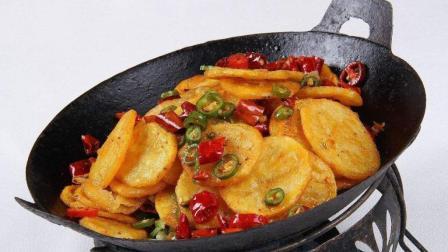 豆瓣酱炒土豆片, 一上桌, 家人都大呼好吃的不得了