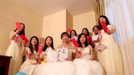 华美的浪漫婚礼