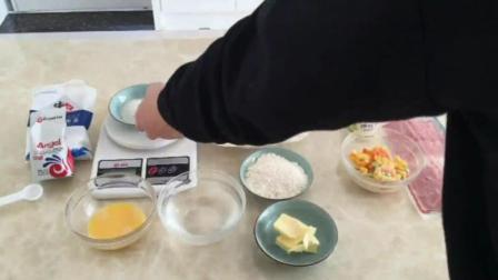 西点制作视频教程 学习烘焙要多少钱 开一个烘焙店要多少钱