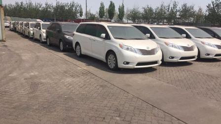 17款丰田塞纳3.5商务车MPV年前火爆清仓促销最低报价