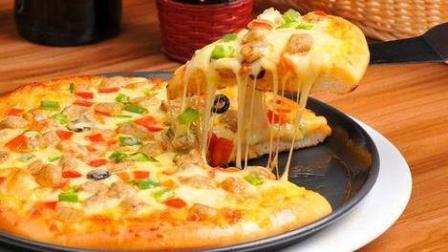6元成本的中式披萨, 你会喜欢的!