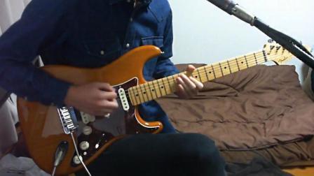 高能吉他帝: 日漫歌曲串烧电吉他秀第一弹, 听一遍不过瘾
