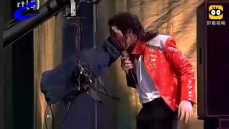 迈克尔·杰克逊绝世神曲! 世界都为之颤动