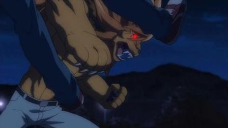 """《牙斗兽娘》新番, 人类与野兽的结合, """"蜜獾""""VS""""狮子""""AMV"""