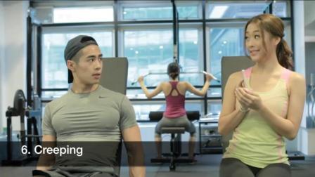 女生在健身房原来都在干这个! 你中招了吗