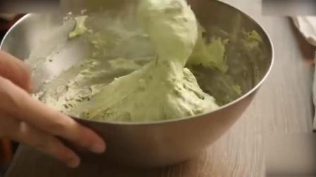 烘焙视频年糕抹茶提拉米苏, 太会玩了做巧克力慕斯蛋糕