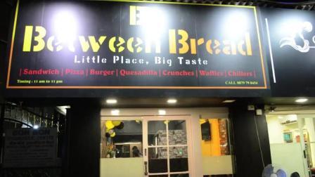 印度街头美食, 巧克力三明治和华夫饼