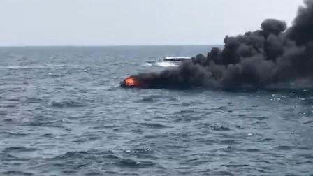 1死多伤! 泰国皮皮岛一游艇爆炸 船上有26名中国游客