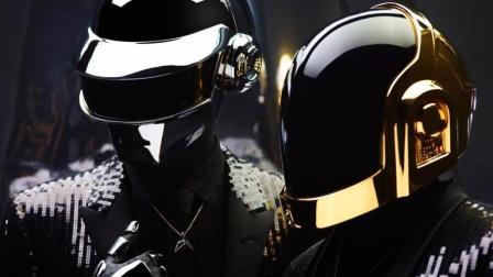 戴着头盔二十年的电音王者, 世界上所有知名DJ都是他们粉丝