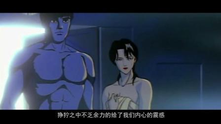 奇幻电影妖兽都市动画版与香港真人版对比, 李若彤李嘉欣惊艳, 天王张学友黎明帅气