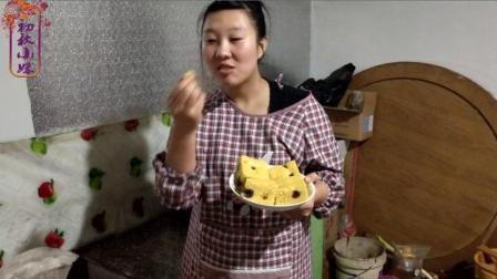 如何做玉米面发糕 怎么做好吃 玉米面发糕的做法 松软好吃