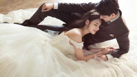 唯美又时尚的新韩式婚纱照, 只在杭州金夫人银座品牌馆。