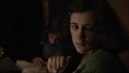 《安妮日记》纳粹、密室压抑,安妮最终与父亲争执!