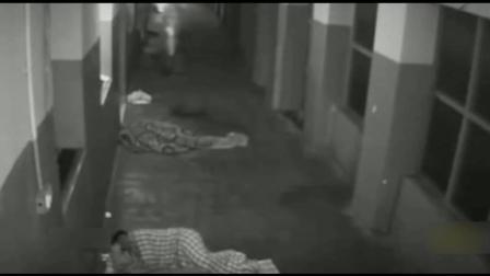 午夜时, 医院的监控出现的画面如此的恐怖!