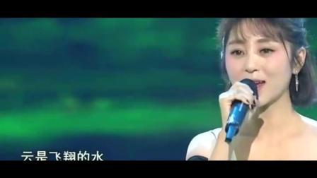 【民歌中国】版《云在飞》云飞 郭津彤 演唱