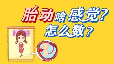 胎动是什么感觉? 什么情况代表胎儿缺氧?