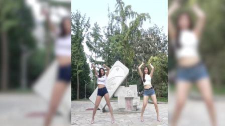 锦尚热舞女团最新性感热舞