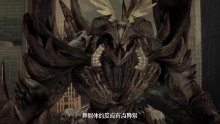 外星人巨兽要统治地球, 却被中国玄武战神秒杀, 打的太疼了!