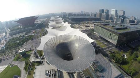上海后世博的这片土地留下了什么