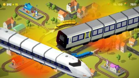 【小猪解说】火车调度豪华版丨作为车务长怎样控制好自己的火车!