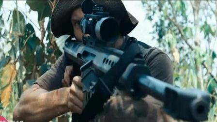 《第一滴血4》史泰龙血战缅甸军, 这段国产片很难拍出