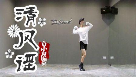 树屋女孩《清风谣》编舞教学练习室【TS DANCE】