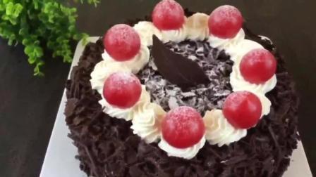 如何学做蛋糕 纸杯蛋糕的做法窍门 深圳最好的烘焙培训班