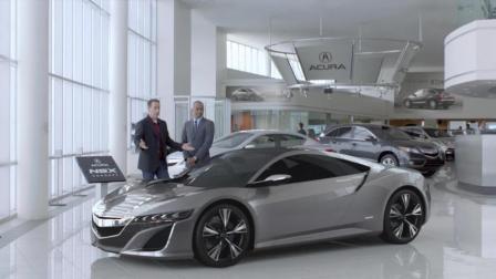 Acura讴歌汽车-超级碗广告竞争篇