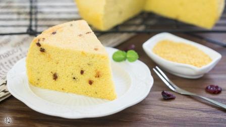 不用烤箱不用模具, 照样可以做出绵软可口的蛋糕