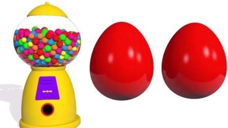 奇趣蛋玩具蛋 惊喜蛋 彩泥制作雪糕冰小黄人蛋小猪佩奇过家家超级飞侠蛋恐龙蛋90