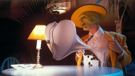 1994年上映, 一部经典魔幻喜剧爱情电影《变相怪杰》, 不得不看的经典电影!