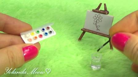 微世界DIY: 迷你水彩笔