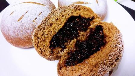 例外 自制软欧血糯米包 隔夜不变硬 超级软面包